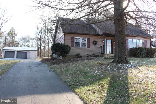 168 Long Stretch Road, PINE GROVE, PA 17963 (#PASK134064) :: Keller Williams Realty - Matt Fetick Team