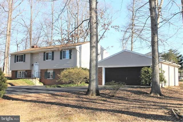 7251 Marr Drive, WARRENTON, VA 20187 (#VAFQ168794) :: Dart Homes