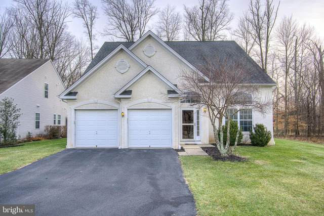 79 Lexington Drive, PENNINGTON, NJ 08534 (#NJME307046) :: Tessier Real Estate