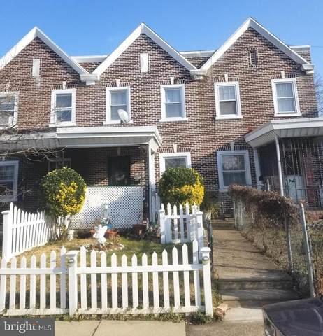 5823 N 4TH Street, PHILADELPHIA, PA 19120 (#PAPH981642) :: The Dailey Group