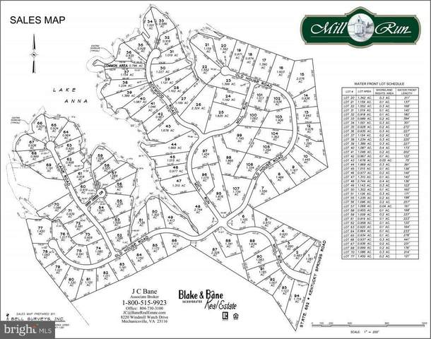 Lot # 11 Old House Rd, BUMPASS, VA 23024 (#VALA122586) :: Colgan Real Estate