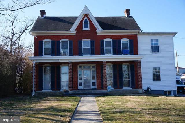 103 E Howard Street, HAGERSTOWN, MD 21740 (#MDWA177394) :: VSells & Associates of Compass