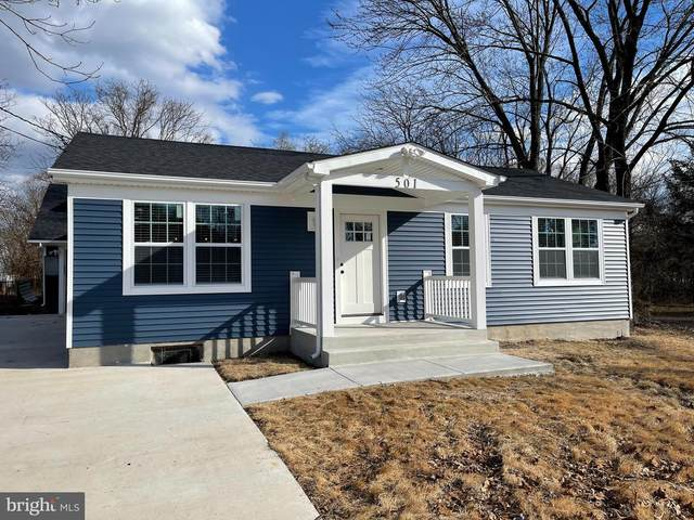 501 Mcpherson Road, GLEN BURNIE, MD 21061 (#MDAA457548) :: ExecuHome Realty