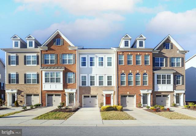 4705 Forest Pines Drive, UPPER MARLBORO, MD 20772 (#MDPG594708) :: The Vashist Group