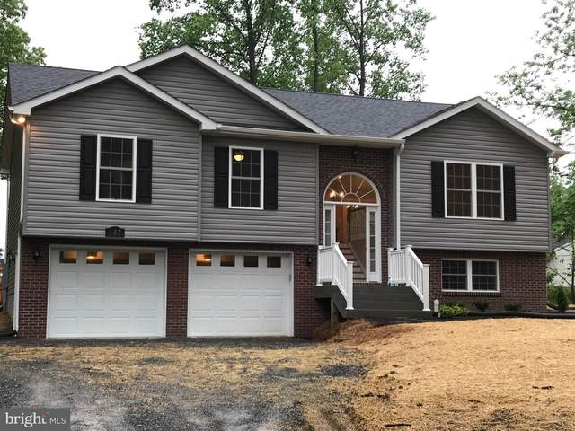 118 Hawk Trail, WINCHESTER, VA 22602 (#VAFV161882) :: The Licata Group/Keller Williams Realty