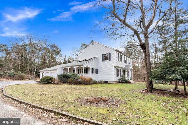 3 Chipping Woods Court, MEDFORD, NJ 08055 (#NJBL390232) :: The Dailey Group