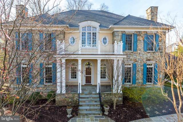6501 Curry Manor Court, BETHESDA, MD 20817 (#MDMC742124) :: The Gold Standard Group