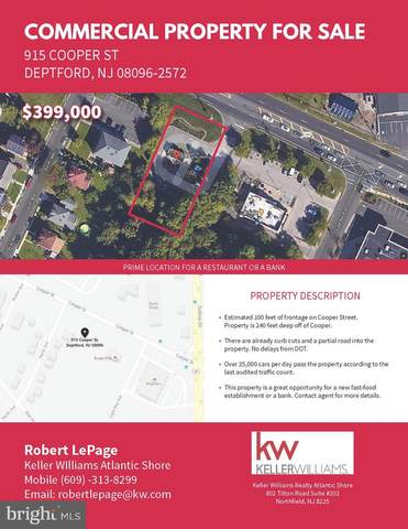915 Cooper Street, WEST DEPTFORD, NJ 08096 (#NJGL270424) :: Certificate Homes