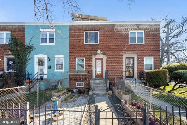 2537 N Capitol Street NE, WASHINGTON, DC 20002 (#DCDC505038) :: Ultimate Selling Team