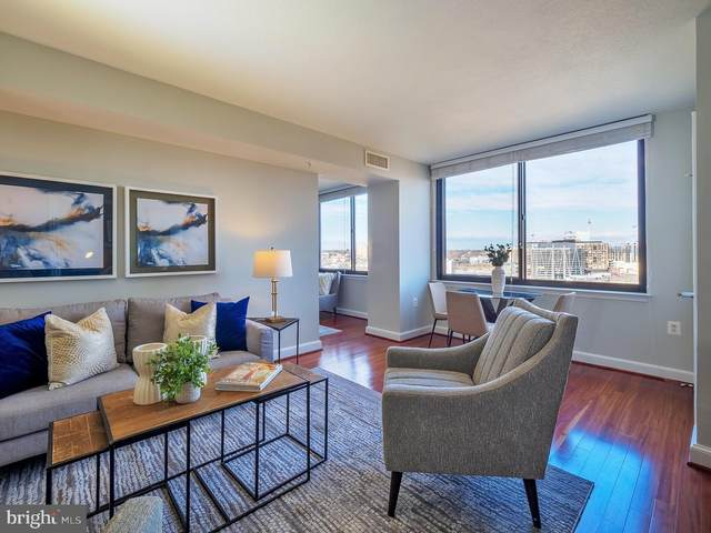 2451 Midtown Avenue #1402, ALEXANDRIA, VA 22303 (#VAFX1177484) :: SURE Sales Group