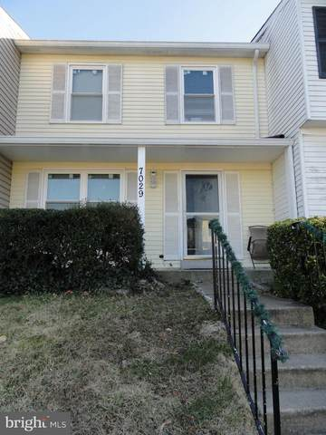 7029 Marbury Court, DISTRICT HEIGHTS, MD 20747 (#MDPG594720) :: Tom & Cindy and Associates