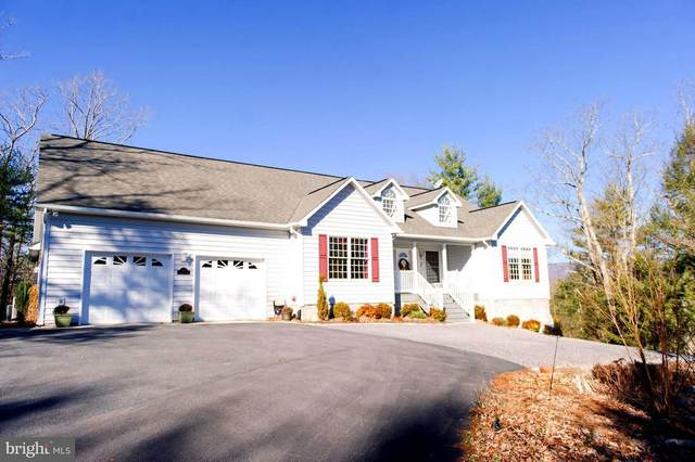 427 Anderson, BASYE, VA 22810 (#VASH121342) :: The Matt Lenza Real Estate Team