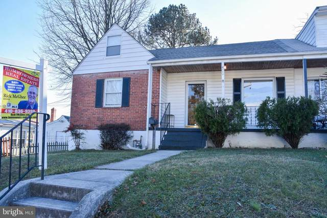 400 Old Home Road, BALTIMORE, MD 21206 (#MDBC518300) :: SURE Sales Group