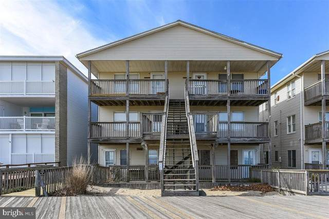 1911 Atlantic Avenue D3, OCEAN CITY, MD 21842 (#MDWO119702) :: The Vashist Group