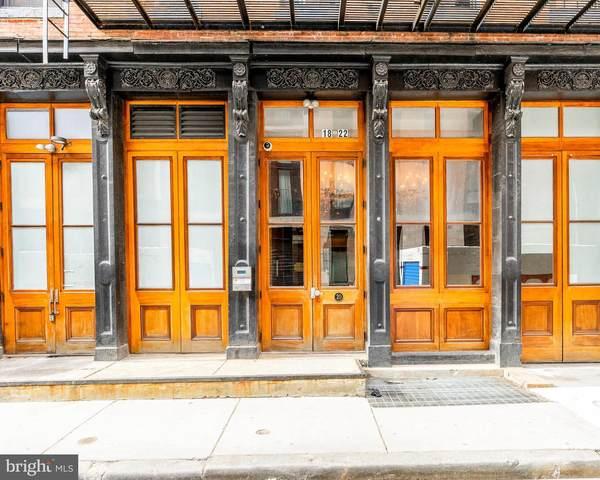 20 S Letitia Street 3D, PHILADELPHIA, PA 19106 (#PAPH981746) :: Century 21 Dale Realty Co