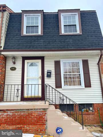 8466 Imperial Drive 3-C, LAUREL, MD 20708 (#MDPG594750) :: Tom & Cindy and Associates