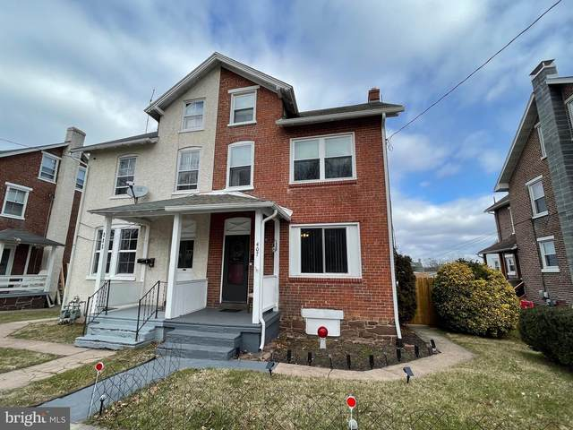 407 W 2ND Street, BIRDSBORO, PA 19508 (#PABK372830) :: Scott Kompa Group