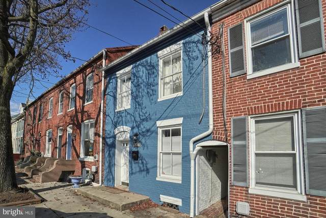 111 W 4TH Street, FREDERICK, MD 21701 (#MDFR276928) :: The MD Home Team