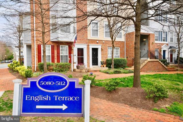 5106 English Terrace, ALEXANDRIA, VA 22304 (#VAAX255408) :: The Piano Home Group