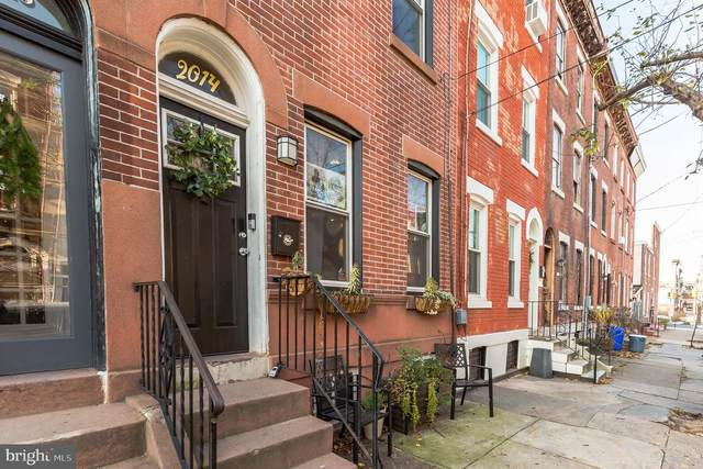2014 E Dauphin Street, PHILADELPHIA, PA 19125 (#PAPH981802) :: The Team Sordelet Realty Group