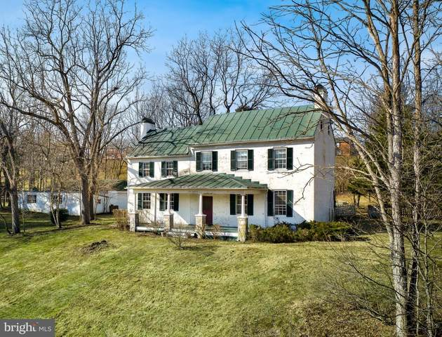 2344 Jones Road, WINCHESTER, VA 22602 (#VAFV161888) :: Boyle & Kahoe Real Estate