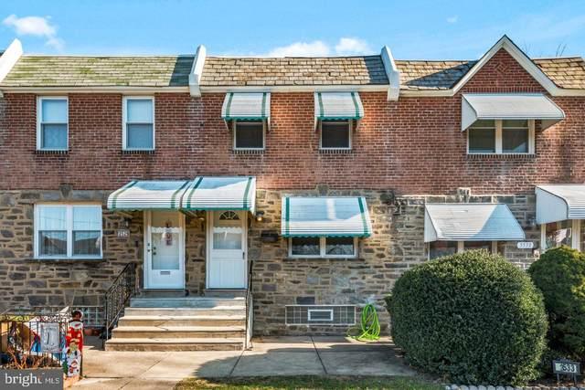 3531 Ashville Street, PHILADELPHIA, PA 19136 (#PAPH981820) :: Talbot Greenya Group