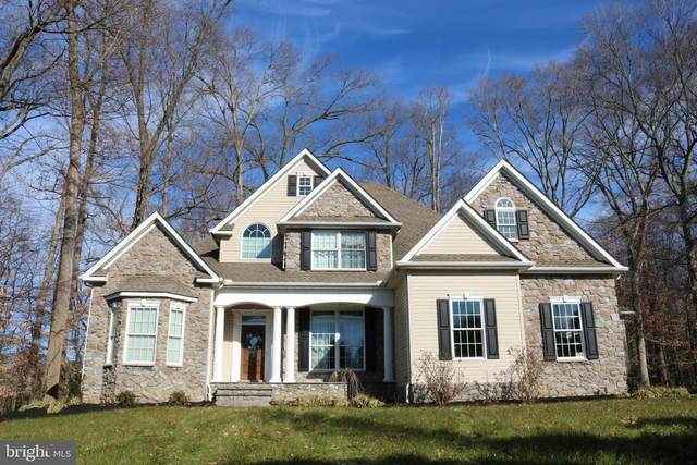 194 Exchange Dr, CAMDEN WYOMING, DE 19934 (#DEKT245984) :: Atlantic Shores Sotheby's International Realty