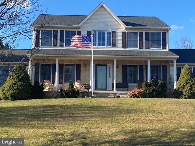 165 Berkshire Lane, STEWARTSTOWN, PA 17363 (#PAYK152004) :: The Joy Daniels Real Estate Group