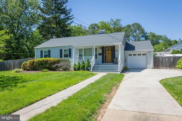 6520 33RD Street, FALLS CHURCH, VA 22043 (#VAFX1177606) :: Tom & Cindy and Associates