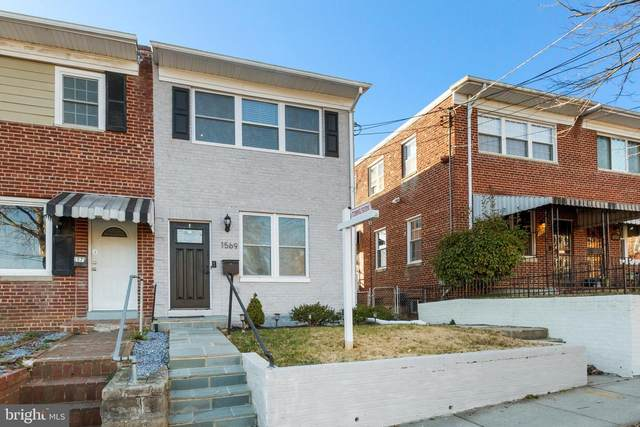 1569 SE 41ST Street SE, WASHINGTON, DC 20020 (#DCDC505096) :: The Dailey Group