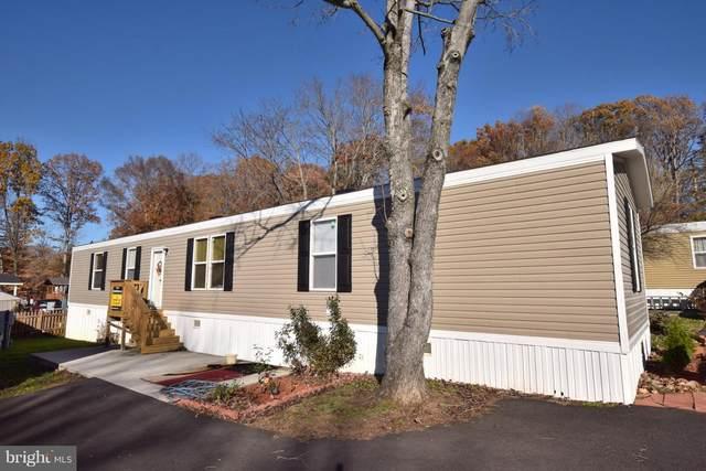 7800 Tayloe Drive #119, MANASSAS, VA 20112 (#VAPW513586) :: A Magnolia Home Team