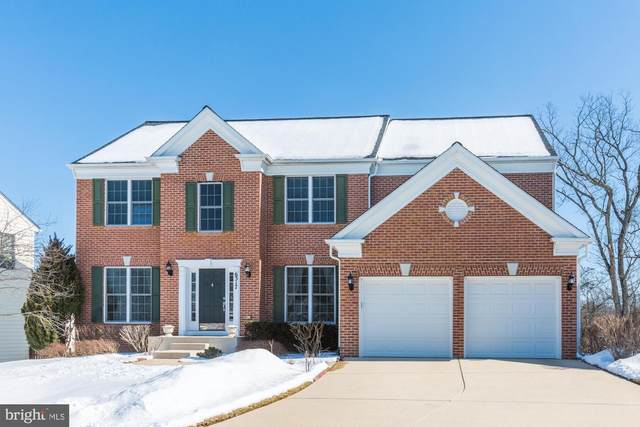 6317 Meandering Woods Court, FREDERICK, MD 21701 (#MDFR276960) :: Jennifer Mack Properties