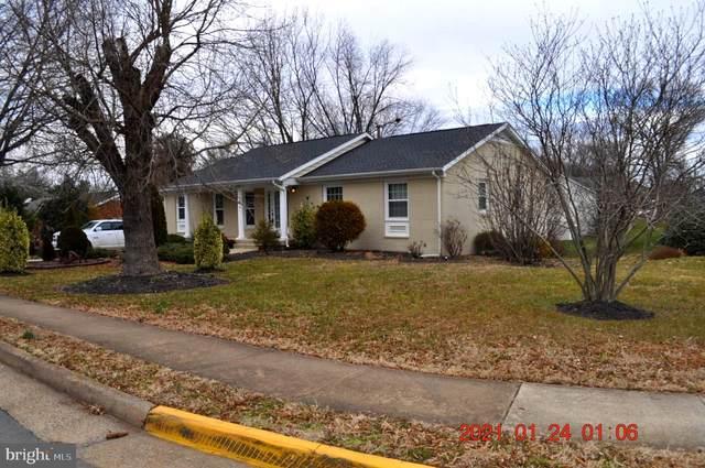 9013 Weir Street, MANASSAS, VA 20110 (#VAMN141276) :: A Magnolia Home Team