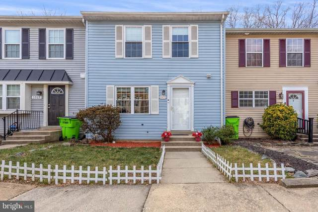 5907 Applegarth Place, CAPITOL HEIGHTS, MD 20743 (#MDPG594810) :: The Vashist Group