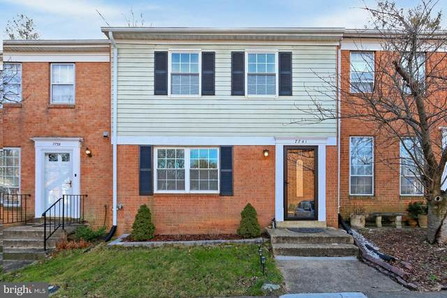 7741 Trevino Lane, FALLS CHURCH, VA 22043 (#VAFX1177632) :: The MD Home Team