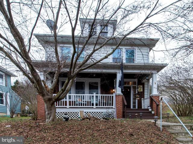 954 2ND Street, MOUNT WOLF, PA 17347 (#PAYK152020) :: The Joy Daniels Real Estate Group