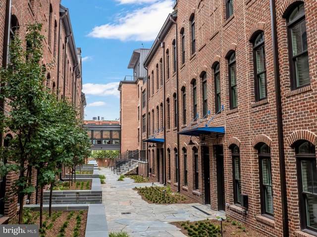 1309 E Street SE #48, WASHINGTON, DC 20003 (#DCDC505122) :: Shamrock Realty Group, Inc