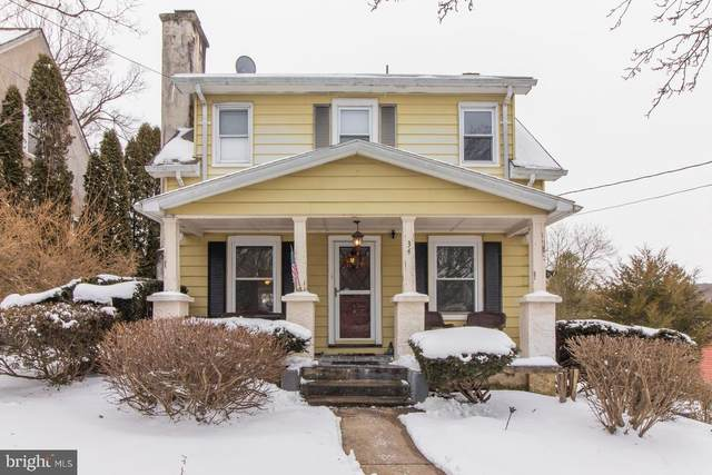 34 Steel Avenue, COATESVILLE, PA 19320 (#PACT528220) :: Keller Williams Real Estate