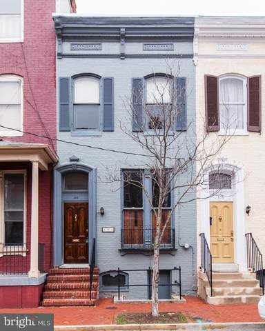 103 E 3RD Street, FREDERICK, MD 21701 (#MDFR276962) :: Network Realty Group