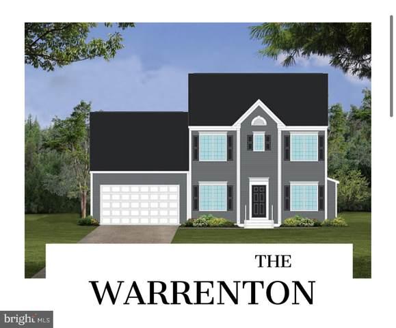 8190 Major Watters, WARRENTON, VA 20187 (#VAFQ168808) :: LoCoMusings