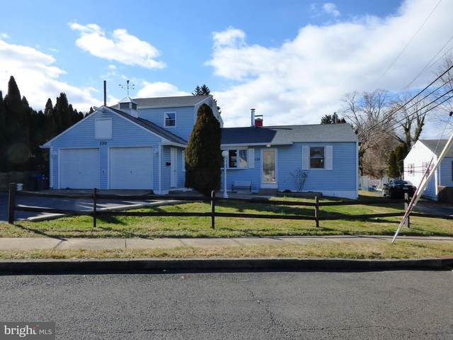 130 Glen Avenue, LANGHORNE, PA 19047 (#PABU519474) :: The Dailey Group