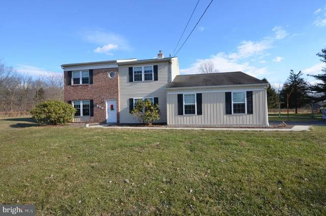 350 Hedge Road, ELVERSON, PA 19520 (#PACT528236) :: Keller Williams Real Estate