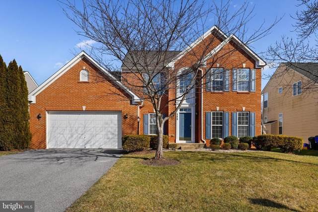 148 Polaris Drive, WALKERSVILLE, MD 21793 (#MDFR276966) :: The Gold Standard Group