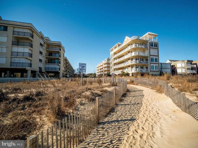 4 142ND Street #303, OCEAN CITY, MD 21842 (#MDWO119734) :: The Vashist Group