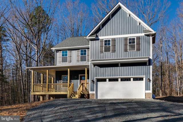 Lot 16 Fox Run Forest Lane, BEAVERDAM, VA 23015 (#VALA122594) :: CENTURY 21 Core Partners
