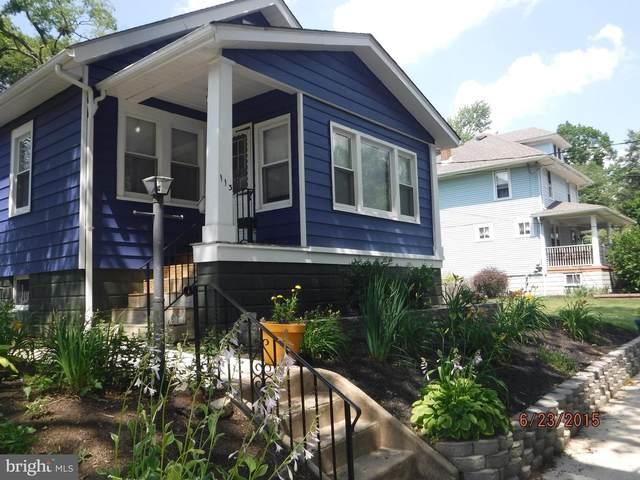 113 Woodbine Avenue, MERCHANTVILLE, NJ 08109 (MLS #NJCD412094) :: Jersey Coastal Realty Group