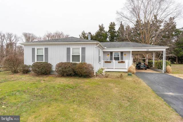 110 Circle Drive, EARLEVILLE, MD 21919 (#MDCC173076) :: AJ Team Realty