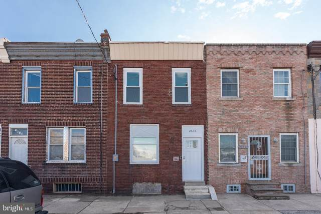 2813 Tulip Street, PHILADELPHIA, PA 19134 (#PAPH982022) :: The Dailey Group