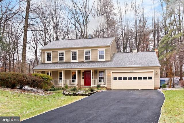 10433 Heritage Landing Road, BURKE, VA 22015 (#VAFX1177754) :: The Miller Team