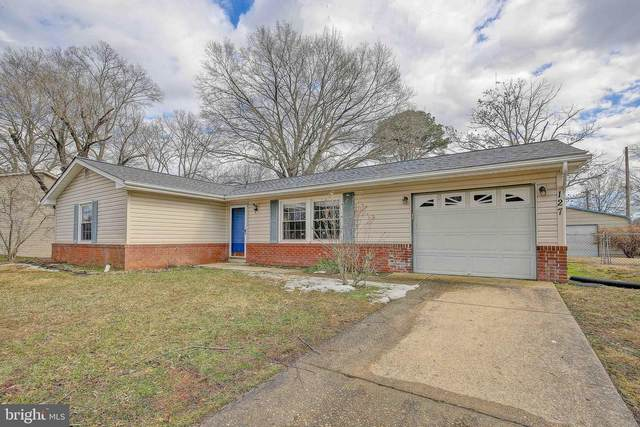 127 Stoddert Avenue, WALDORF, MD 20602 (#MDCH221336) :: Hergenrother Realty Group